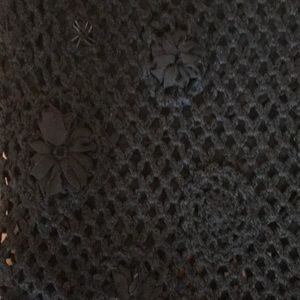 Bandolino Skirts - Bandolino crochet Knit skirt with lining